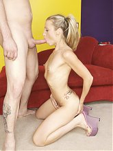 Cute blonde in pigtails Jenna James riding her boyfriends cock and gets huge cum facial http://join.rawbanging.com/gallery/bekerman.1.90.91.0.130863.0.0.0